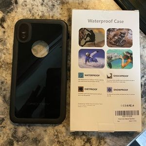 Accessories - iPhone XS Max waterproof case